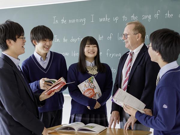 奈良育英高等学校国際理解Gコース案内