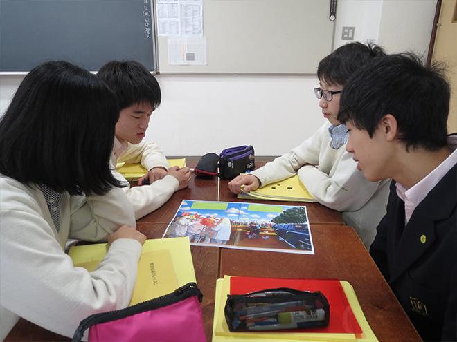 総合進学コース言語技術
