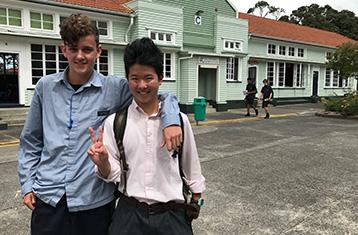 ニュージーランドへの3ヶ月留学