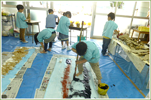 絵画製作活動