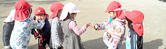 保育時間・幼稚園の一日
