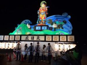 大立山祭り2